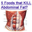 5 Foods That Kill Belly Fat